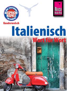 Reise Know-How Kauderwelsch Italienisch - Wort für Wort: Kauderwelsch-Sprachführer Band 22 - Strieder, Ela