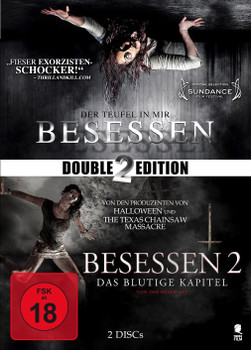 Besessen 1 & 2 [2 DVDs, Double2Edition]