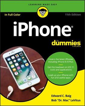 iPhone For Dummies - Edward C. Baig  [Taschenbuch]