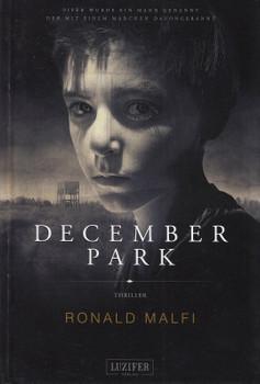 December Park - Ronald Malfi [Gebundene Ausgabe]
