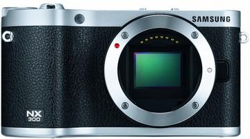 Samsung NX300 Cuerpo negro