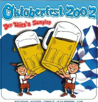 Various - Oktoberfest 2002 - Der Wiesn Sampler