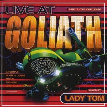 Lady Tom - Live at Goliath 7