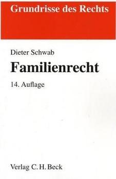 Familienrecht - Dieter Schwab