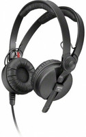 Sennheiser HD 25-1 II Basic Edition zwart