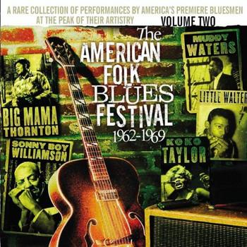 Various - The American Folk Blues Festival 1962-1969