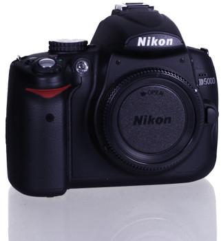 Nikon D5000 Body nero