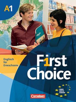 First Choice: Englisch für Erwachsene - Europäischer Refenrenzrahmen - Angela Lloyd [2 Bande, Broschiert, inkl. 2 CDs]