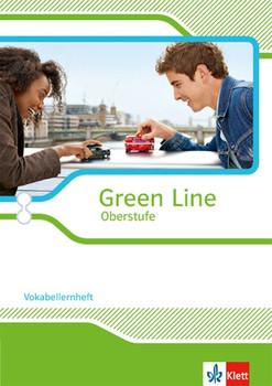 Green Line: Oberstufe - Vokabellernheft [Broschiert]