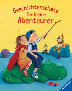 Geschichtenschatz für kleine Abenteurer: Hier kommt die Feuerwehr/ Dido, kleiner Drache/ Nur Mut!/ Gute Nacht, ihr lieben Tiere