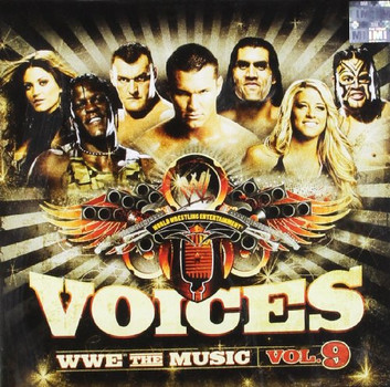 Wwe - Voices Wwe the Music Vol.9