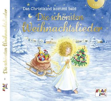 Weihnachtslieder Cd.Die Schönsten Weihnachtslieder Cd Das Christkind Kommt Bald Audio Cd