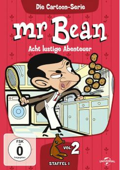 Mr. Bean - Die Cartoon-Serie 2