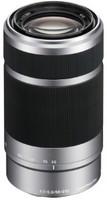 Sony E  55-210 mm F4.5-6.3 49  mm filter (geschikt voor Sony E-mount) zilver