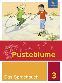 Pusteblume: Das Sprachbuch 3 - Wolfgang Menzel [Broschiert]