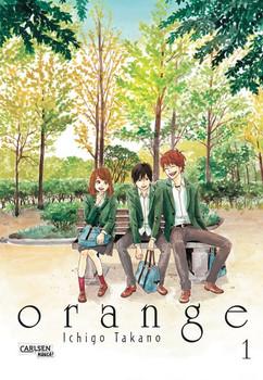 Orange 1 - Ichigo Takano [Taschenbuch]