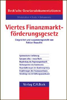 Viertes Finanzmarktförderungsgesetz