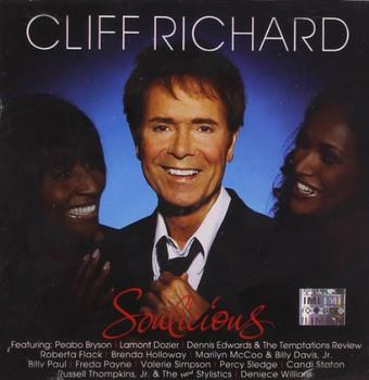 Cliff Richard - Soulicious - The Soul Album
