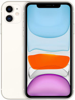 Apple iPhone 11 Doble SIM 256GB blanco