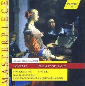 Ingo Goritzki - Masterpiece - Bach (Sonatas/the Art of Fugue)