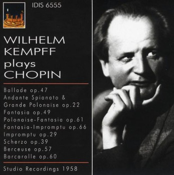 Wilhelm Kempff - Wilhelm Kempff Plays Chopin