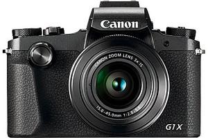 Canon PowerShot G1 X Mark III negro