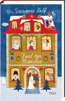 Fast ein Märchen. 24 Weihnachtsgeschichten - Susanne Falk  [Gebundene Ausgabe]
