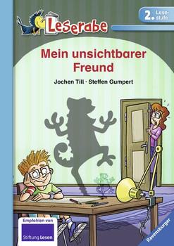 Mein unsichtbarer Freund - Jochen Till  [Gebundene Ausgabe]