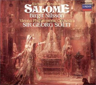 Birgit Nilsson - Strauss: Salome (Gesamtaufnahme)