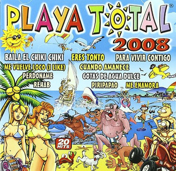 Playa Total 2008 - Playa Total 2008