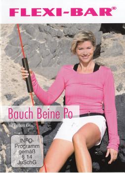 Flexi-Bar®: Bauch Beine Po mit Barbara Klein