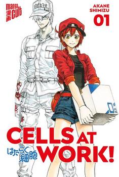 Cells at Work! 1 - Akane Shimizu  [Taschenbuch]