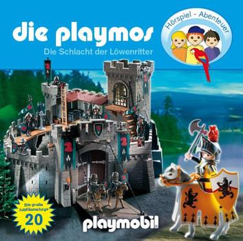 die Playmos - (20)die Große Schlacht der Löwenritter