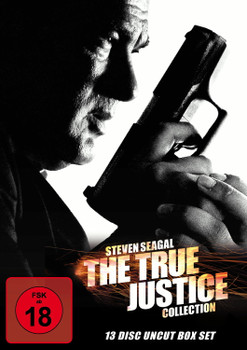 The True Justice Collection [13 Discs, Uncut]