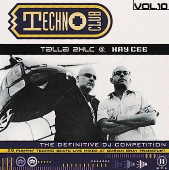 Various - Techno Club Vol.10