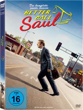 Better Call Saul - Die komplette zweite Season [3 Discs]