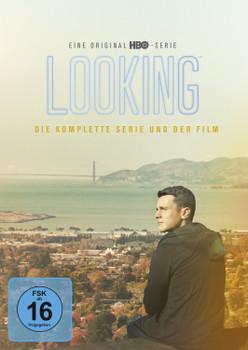 Looking: Die komplette Serie und der Film [5 Discs]