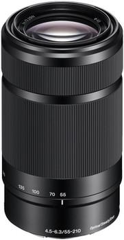Sony E 55-210 mm F4.5-6.3 49 mm Objectif (adapté à Sony E-mount) noir