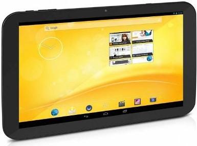 "TrekStor SurfTab xiron 10.1 10,1"" 16GB [wifi + 3G] zwartzilver"