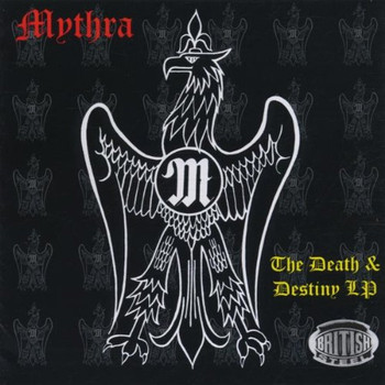 Mythra - The Death+Destiny Lp