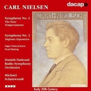 Inge Dam-Jensen - Symphonien Nr.2+3