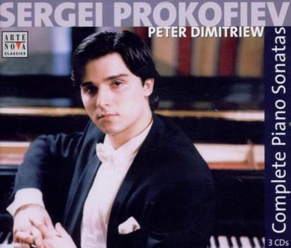 Peter Dimitriew - Prokofiev: Complete Piano Sonatas
