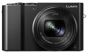 Panasonic Lumix DMC-TZ101 zwart