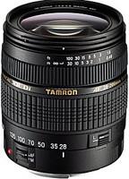 Tamron AF 28-200 mm F3.8-5.6 ASL Di IF XR Macro 62 mm Objetivo (Montura Nikon F) negro