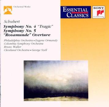 Ormandy - Essential Classics - Schubert (Sinfonien)