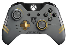 Microsoft Xbox One controller wireless [edizione speciale Advanced Warfare] grigio