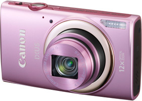 Canon IXUS 265 HS rosa