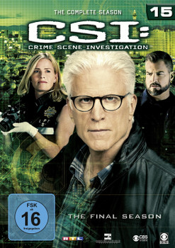 CSI: Crime Scene Investigation - Season 15 [6 Discs]