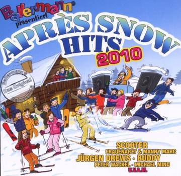 Various - Ballermann Präsentiert Apres Snow Hits 2010