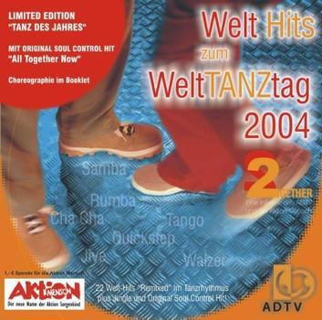 Klaus Tanzorchester Hallen - Welttanztag 2004
